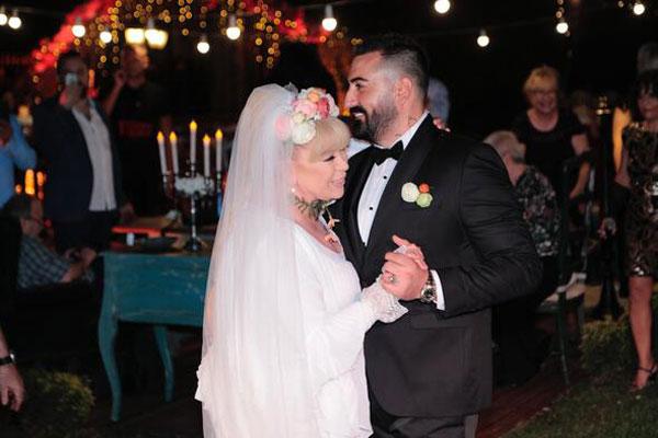 Zerrin Özer'in dün evlendiği kişiyle ilgili şok iddia!
