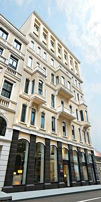 Beyoğlu'nda yeni bir iş ve şehir oteli