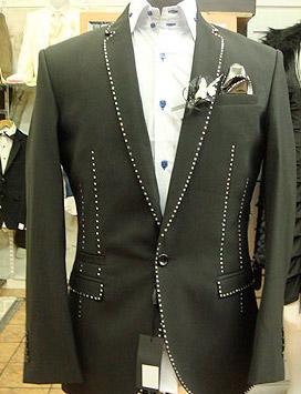 Самый дорогой мужской костюм, пиджак от Stuart Hughes - $ 950.000.