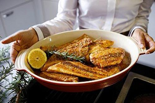 Erbabından balık pişirme tavsiyeleri