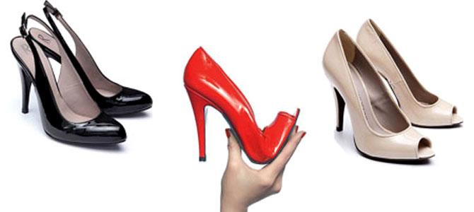 Topuklu ayakkabıda devrim!