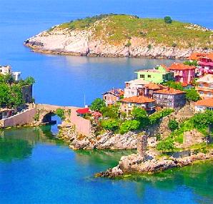 Karadeniz Amasrada gezilecek ve görülecek yerler