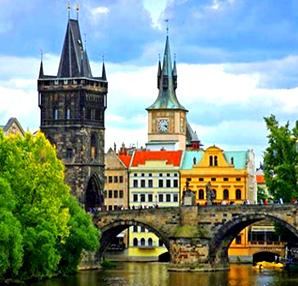 Masal şehri Prag...
