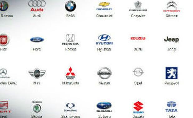 Logoları En çok Tıklanan Otomobil Markaları Güncel Haberleri