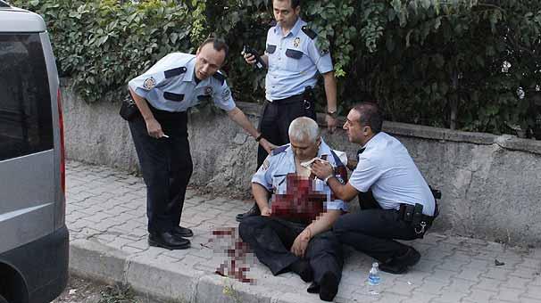 Ankara da silahlı çatışma 3 ü polis 4 yaralı