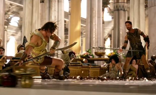 Mısır Tanrıları Film Fragmanı (2019-2020-2020) 25