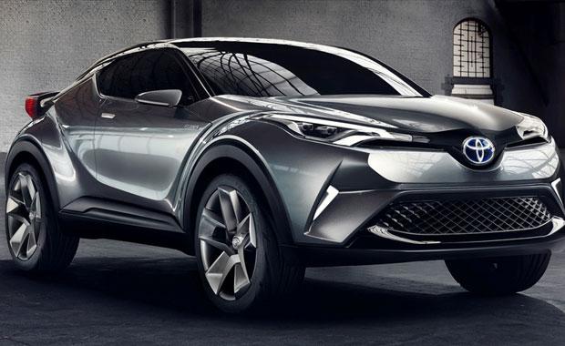türkiye'de üretilen ilk hibrit otomobil toyota c-hr yarın satışa