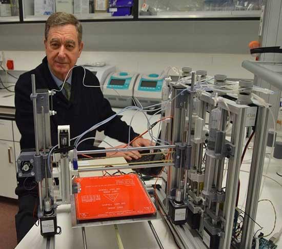 3 3D Yazıcı İle İnsan Derisi Üretti