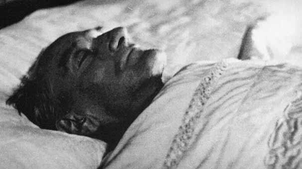 Atatürk'ün ölümü ile ilgili görsel sonucu