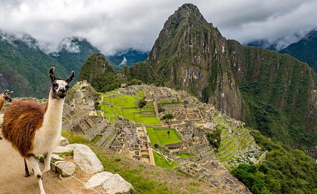 Machu Picchu, Peru - Dünyanın Yedi Harikası