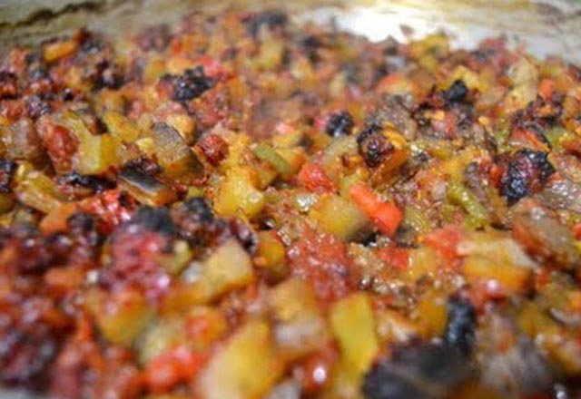 Etsiz Patlıcan Tava Videosu