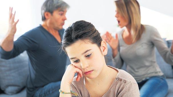 Boşanma ve çocuk ilişkisi