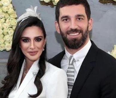 Arda Turan ve Aslıhan Doğan evlendi Aslıhan Doğan kimdir