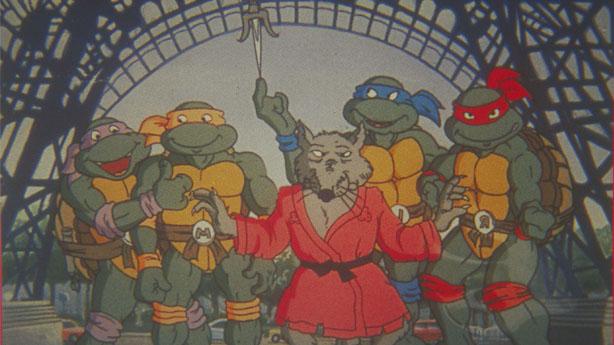Ninja Kaplumbağalar Kimdir Isimlerini Nereden Alıyor