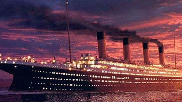 Titanik' neden battı?