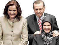 Erdoğan: Kotayla değil kopara kopara gelin