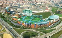 Bayrampaşa'ya çocuklar için 18 dönümlük eğlence merkezi