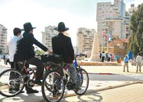 İsraillilere Atatürk Meydanı göründü
