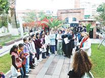 Bergama'nın küçük kültür elçileri