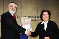 'Sertel Ödülleri' sahiplerini buldu