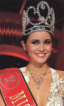 Miss Turkey olamadı, Miss Belçika oldu