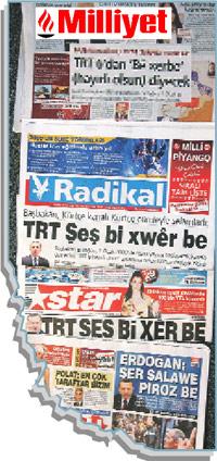 Başbakan Kürtçe ne diyecek ve nasıl yazılacak?