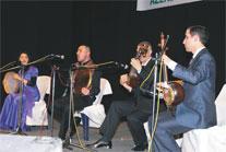 Azeri topluluktan unutulmaz bir gece