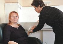 EÜ İletişim'de sağlık taraması