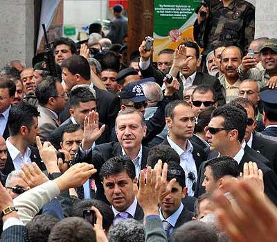 Erdoğan, Antakya'da tatil yaptığı otelden 36 saat sonra çıktı