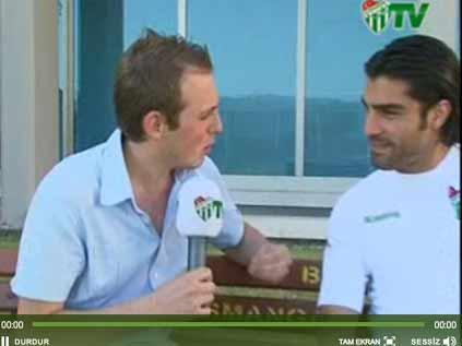 Bursaspora TV müjdesi... Çok yakında yayında!