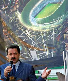 Bursaya Saracoğlu modeli