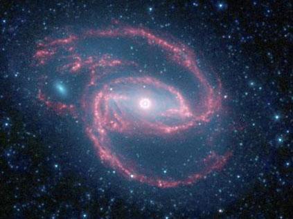 Tanrının gözü uzayda