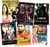 Türk filmleri gişe hasılatı 320 milyon liraya gidiyor