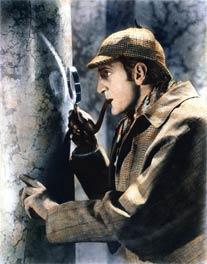 En ünlü dedektif Sherlock Holmes