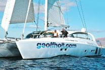 engelli yelkenci ozel teknesiyle okyanusu asti 480199 - Engelli yelkenci, özel teknesiyle okyanusu aştı