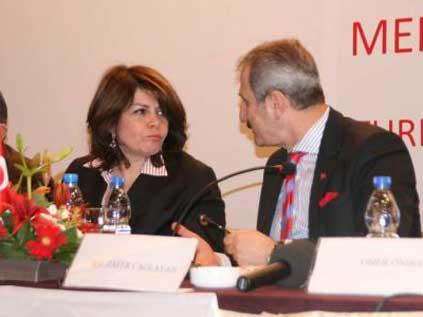 Suriyeli kadın bakan, Türkiye'den damat istedi