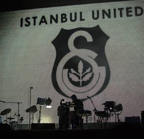Portishead'den Gezi'ye selam!