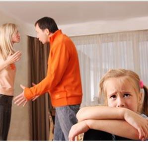 Boşanmanın çocuk üzerine etkileri