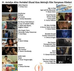 Portakal'ın kısa film adayları belli oldu!