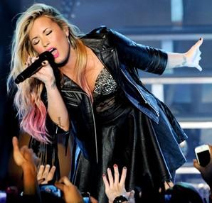 Demi Lovato ilk kez Türkiye'de !