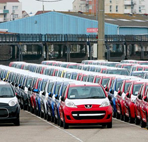 Avrupa otomotiv pazarı yüzde 6,1 arttı