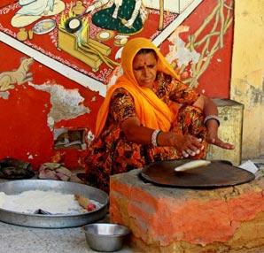 Bir lezzet diyarı : Hindistan