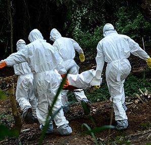 "Ebola, turizmi ""hasta etti"""
