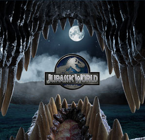 Jurassic World filminin ilk fragmanı