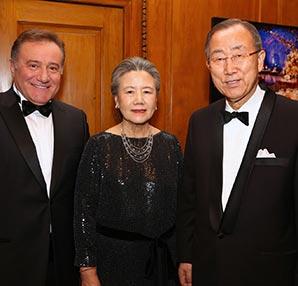 Birleşmiş Milletler'den Enver Yücel'e büyük ödül