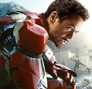 Iron Man Savaşa Hazır!