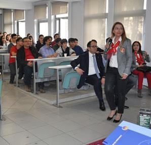'Barış Konferansı' Ereğli'de yapıldı!