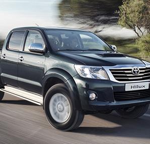 AFAD Acil Müdahaleler İçin Toyota Hılux'ı Seçti