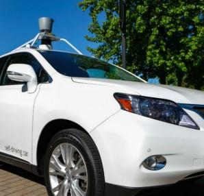 Google'ın Sürücüsüz Arabaları Bisikletliler İçin Fazla Güvenli