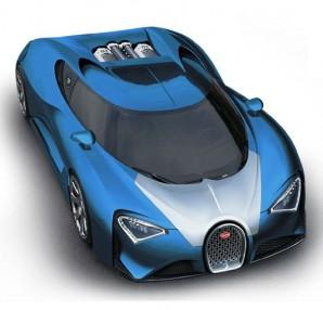 """Bugatti Chiron, Adeta """"Asfaltı Ağlatacak"""""""